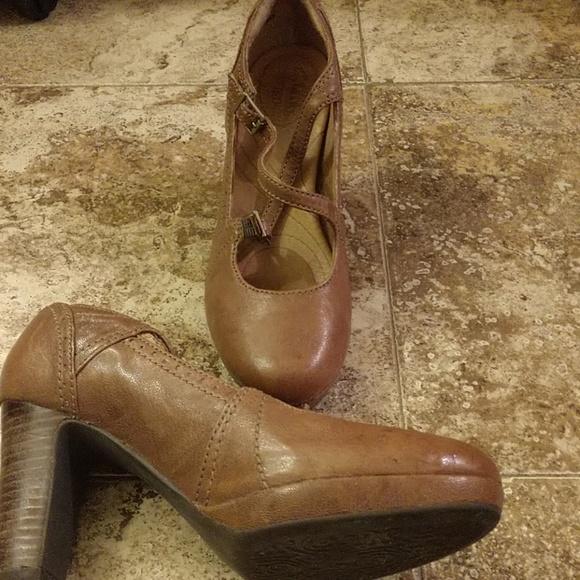 94c598ea Clark's office shoes size 7.5